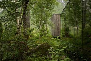 自然に溶け込んで自然と一体になれるホテル