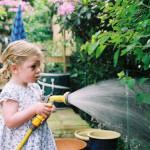 お庭をちょっと工夫するだけで子供たちも楽しめるアイデア