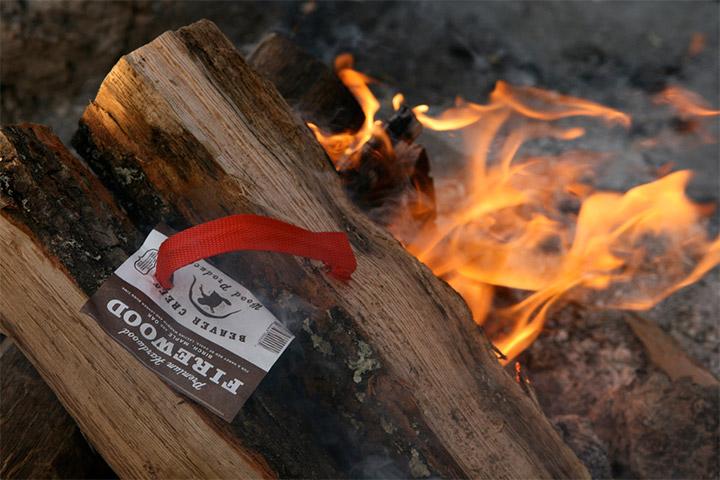薪を乾燥させる方法1
