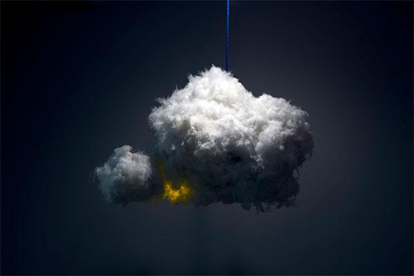 雲のスピーカー3