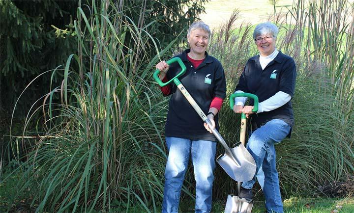 女性のための農機具